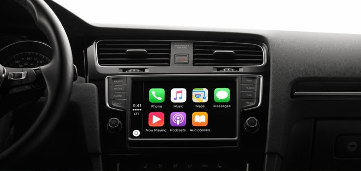 CarPlay dashboard