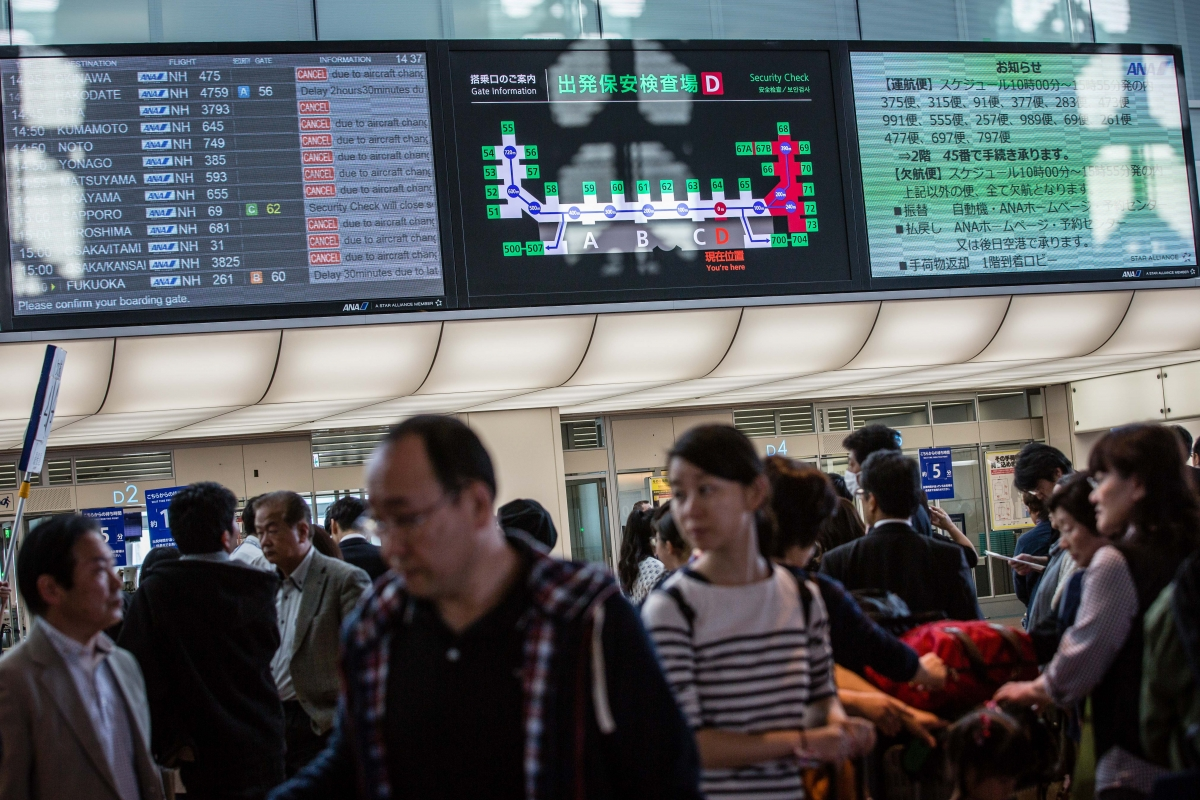 Airline Glitch leaves 16,000 travellers stranded