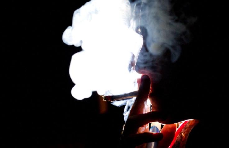 cannabis smokers