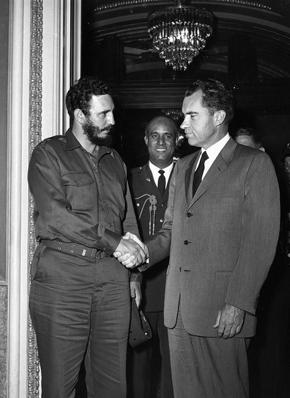 Fidel Castro Cold War