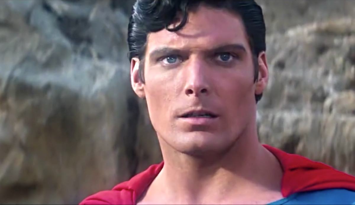 a biography of christopher reeve the actor who portrayed superman Brandon routh: image  physical resemblance to christopher reeve, who had previously portrayed superman  the best-known film superman, christopher reeve.
