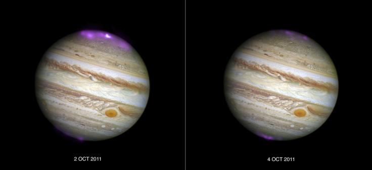 Jupiter's x-ray aurora