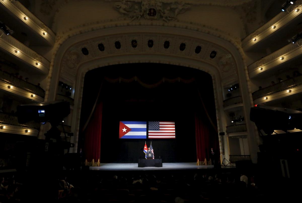 Grand Theatre, Havana