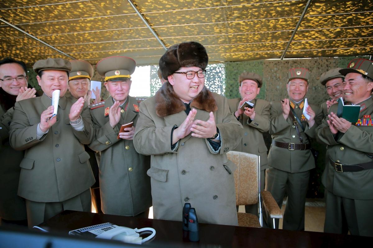North Korea threat