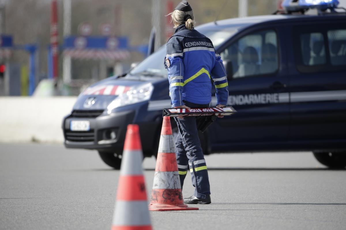 France gendarmes