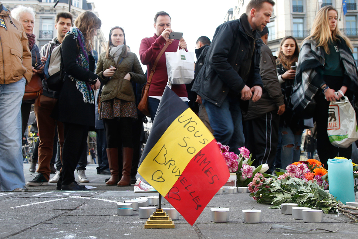 Brussels attacks