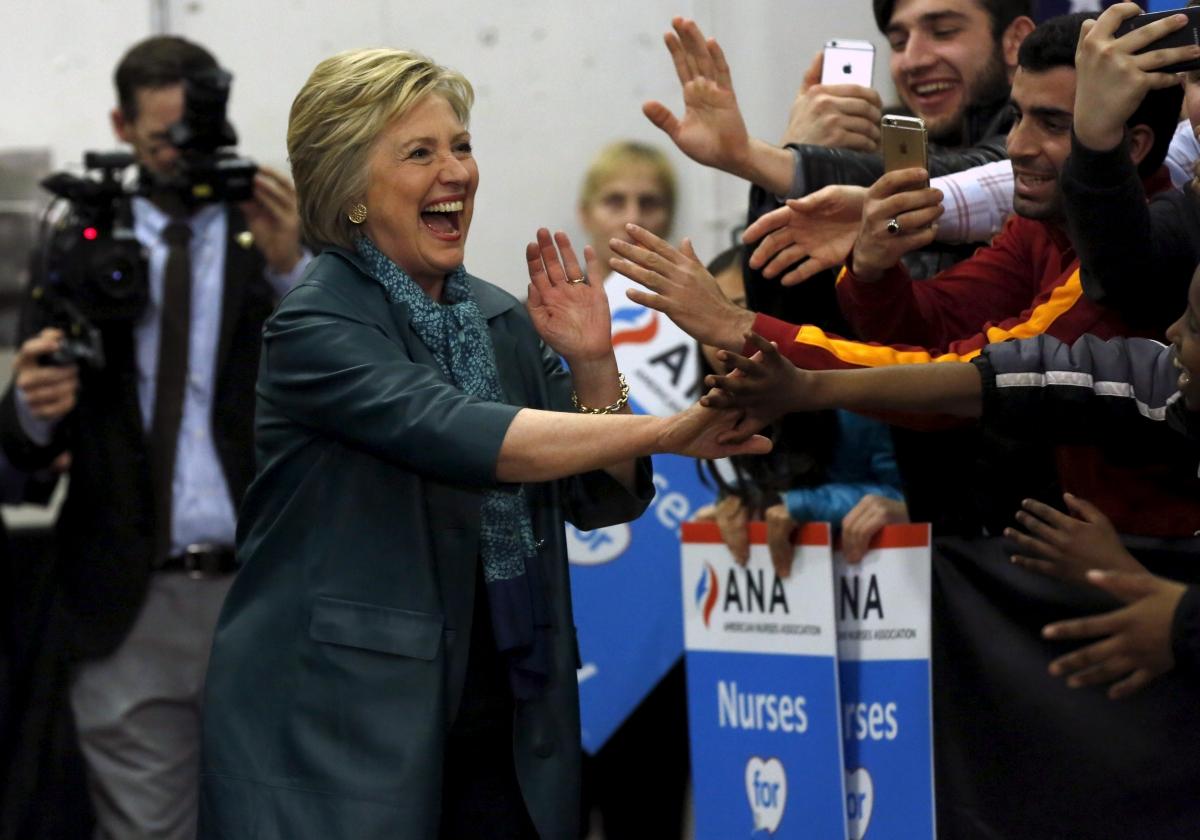 Hillary Clinton in Arizona