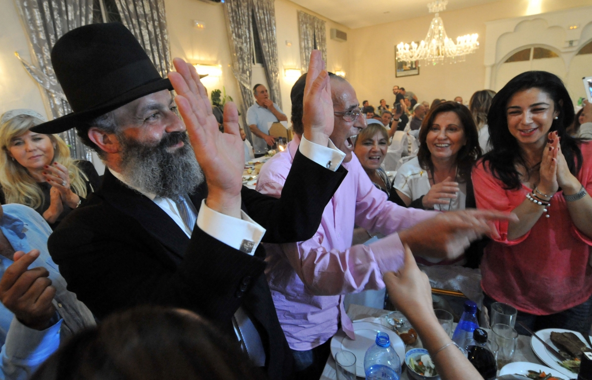 Jews Morroco