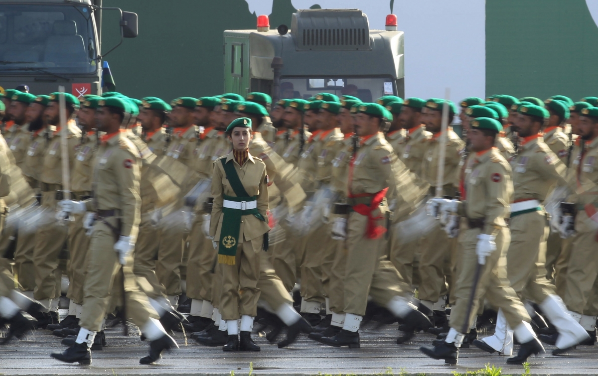 Pakistan National Day parade
