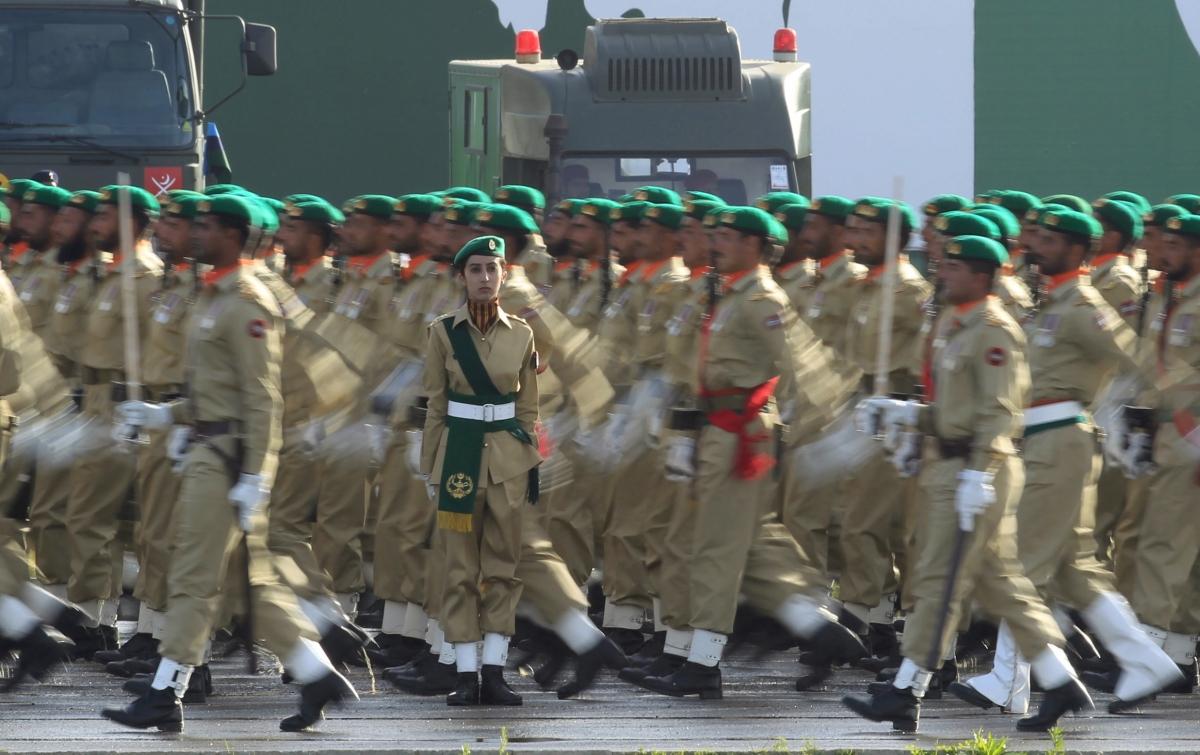Pakistan National Day parade