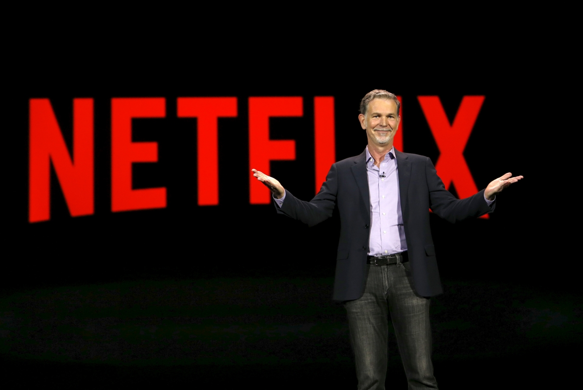 Netflix dominates UK SVOD services