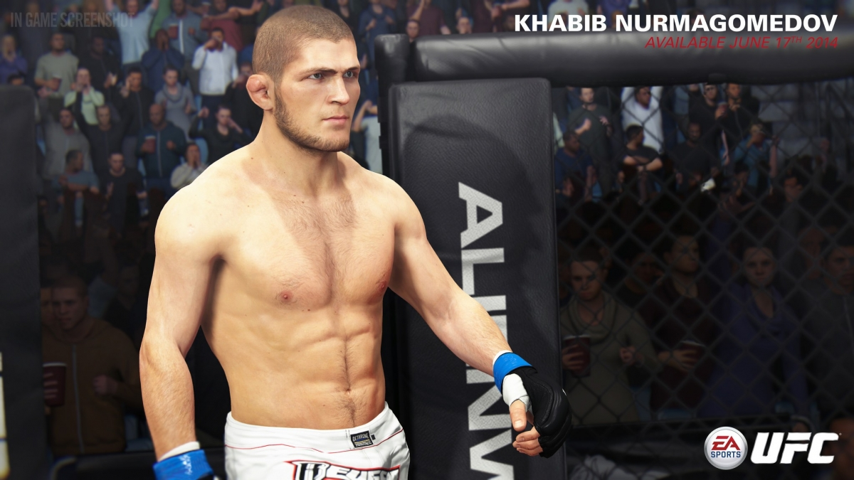 EA Sports UFC Khabib Nurmagomedov
