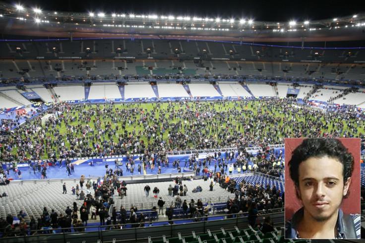 Terrorists- Paris