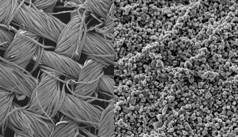 nanotechnology self cleaning cloths