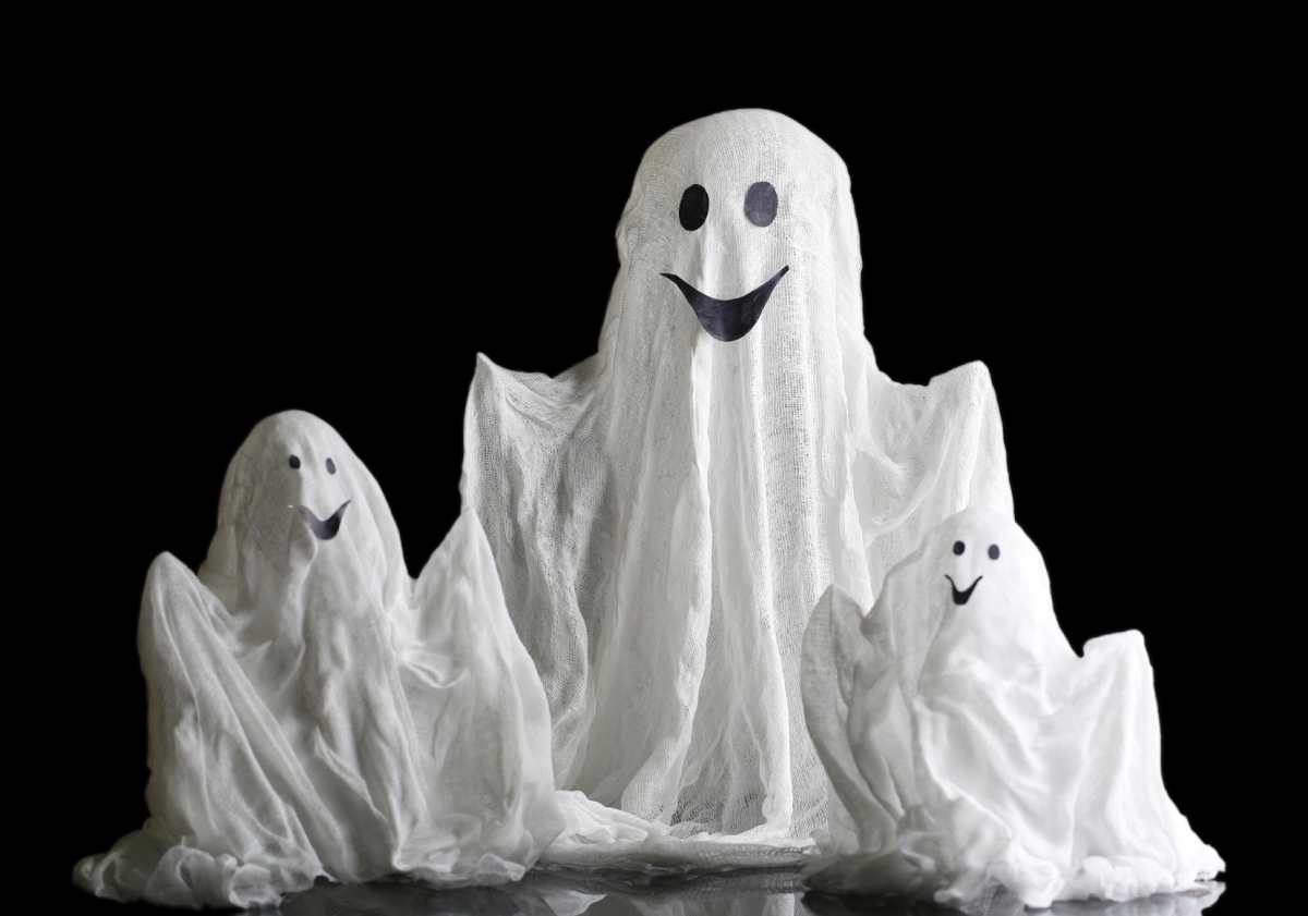 Ghosts: Paranormal visions are caused by a communication ...