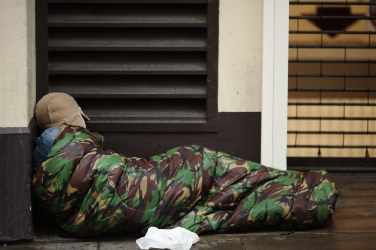 Homelessness England London Shelter DCLG