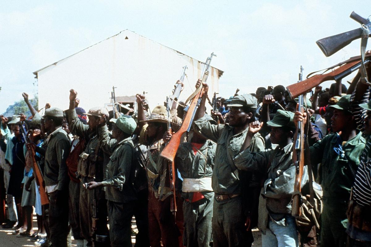 Zimbabwe's liberation war