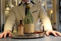£5,000 Sazerac from the American Bar