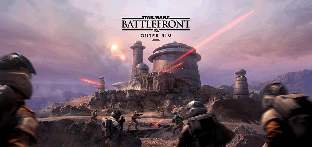 Star Wars Battlefront Outer Rim