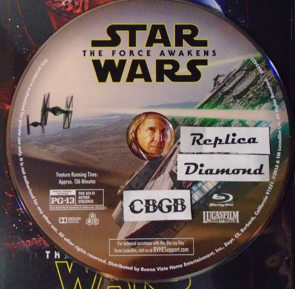 Star Wars leaked online