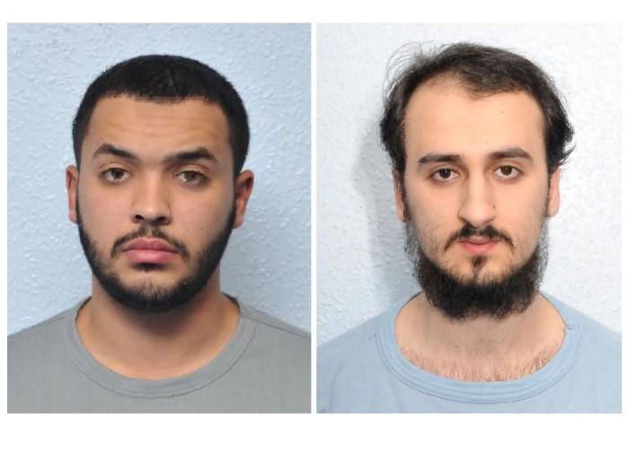 Tarik Hassane Suhaib Majeed Isis Daesh