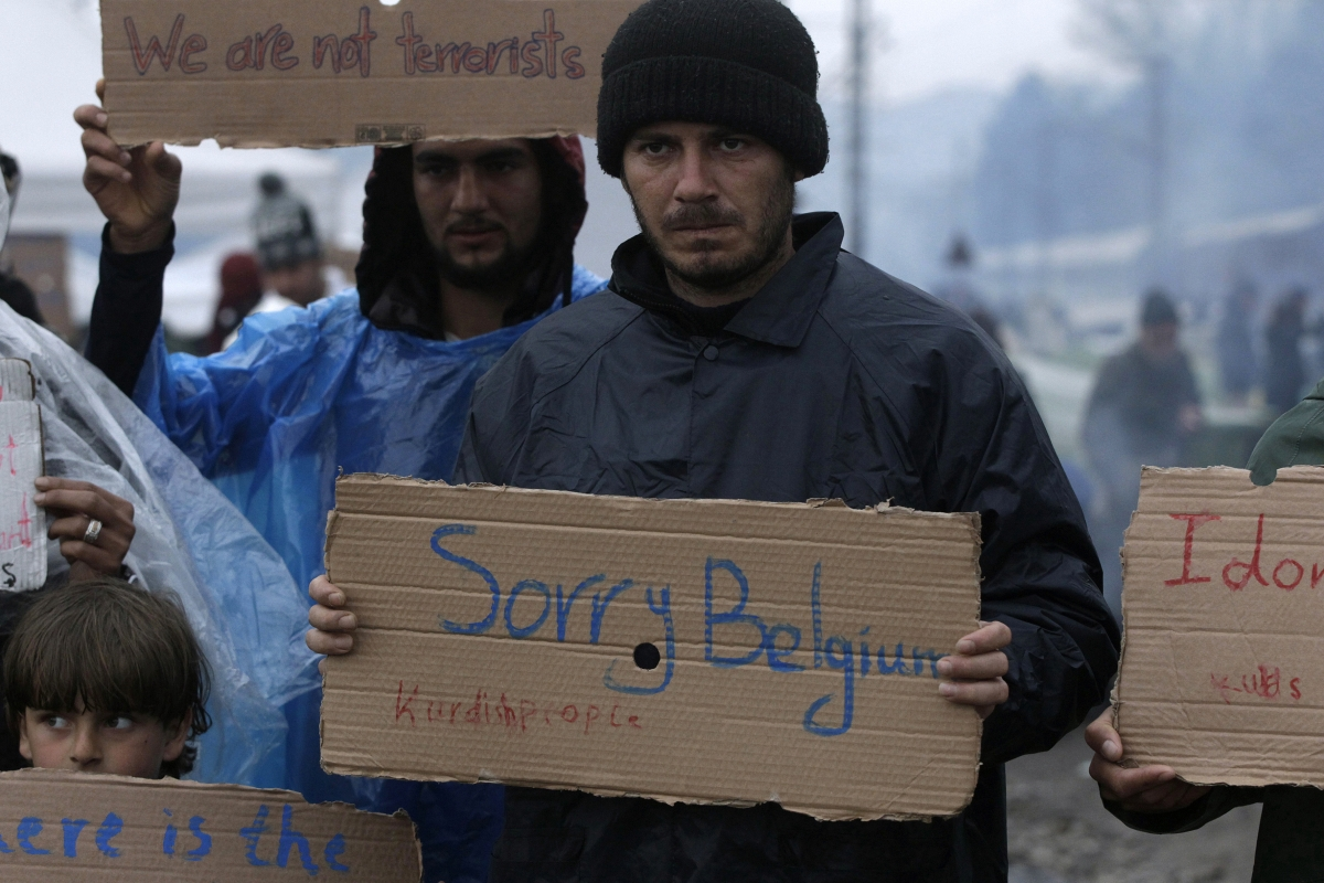EU migrant crisis Poland