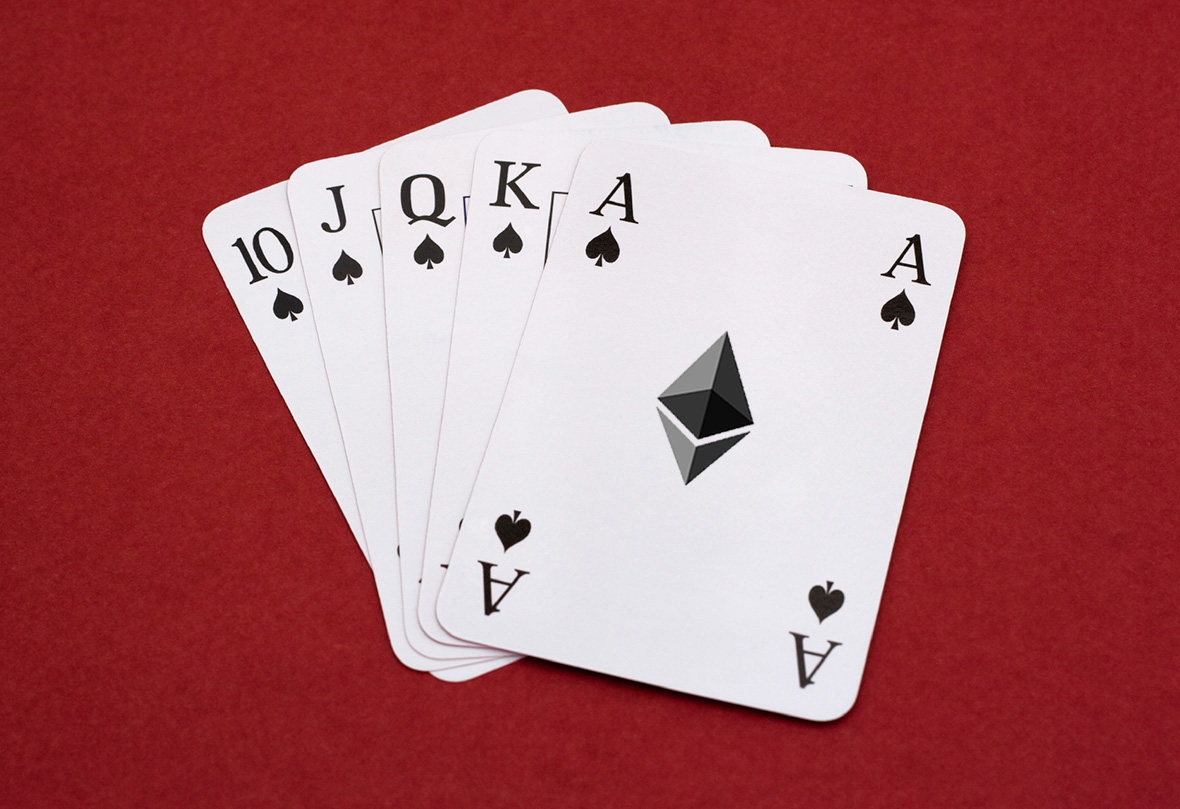 Ethereum cards