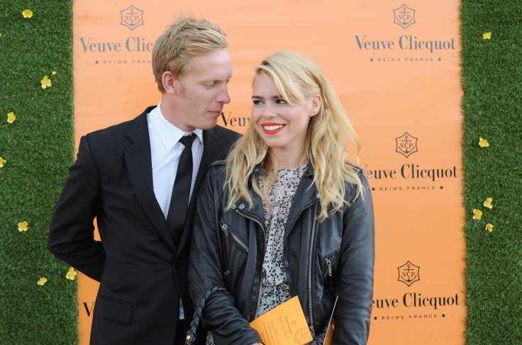 billie piper laurence fox split