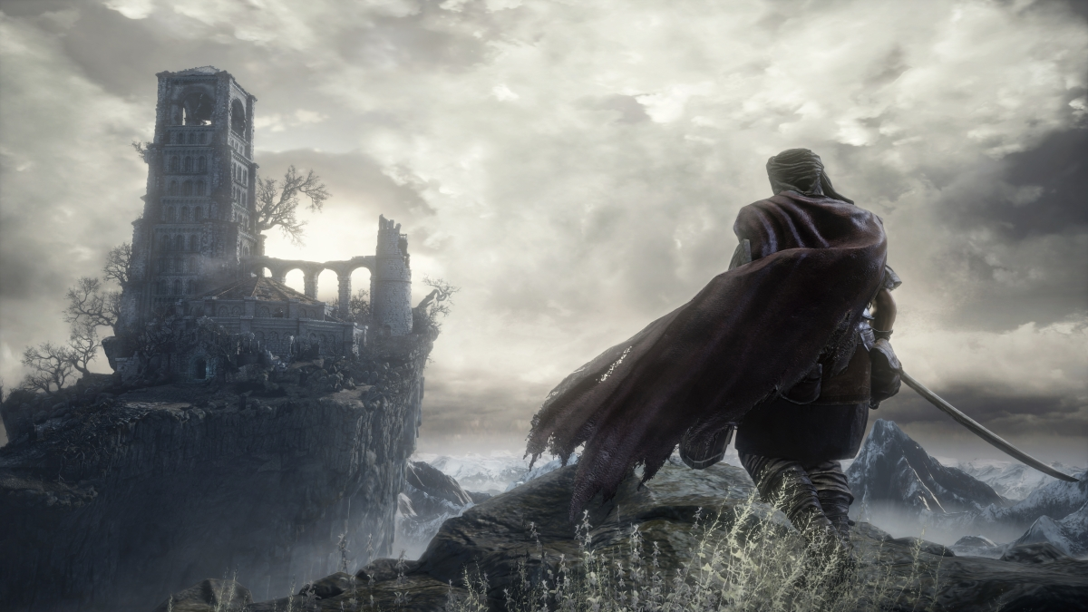 Dark Souls 3 Opening preview