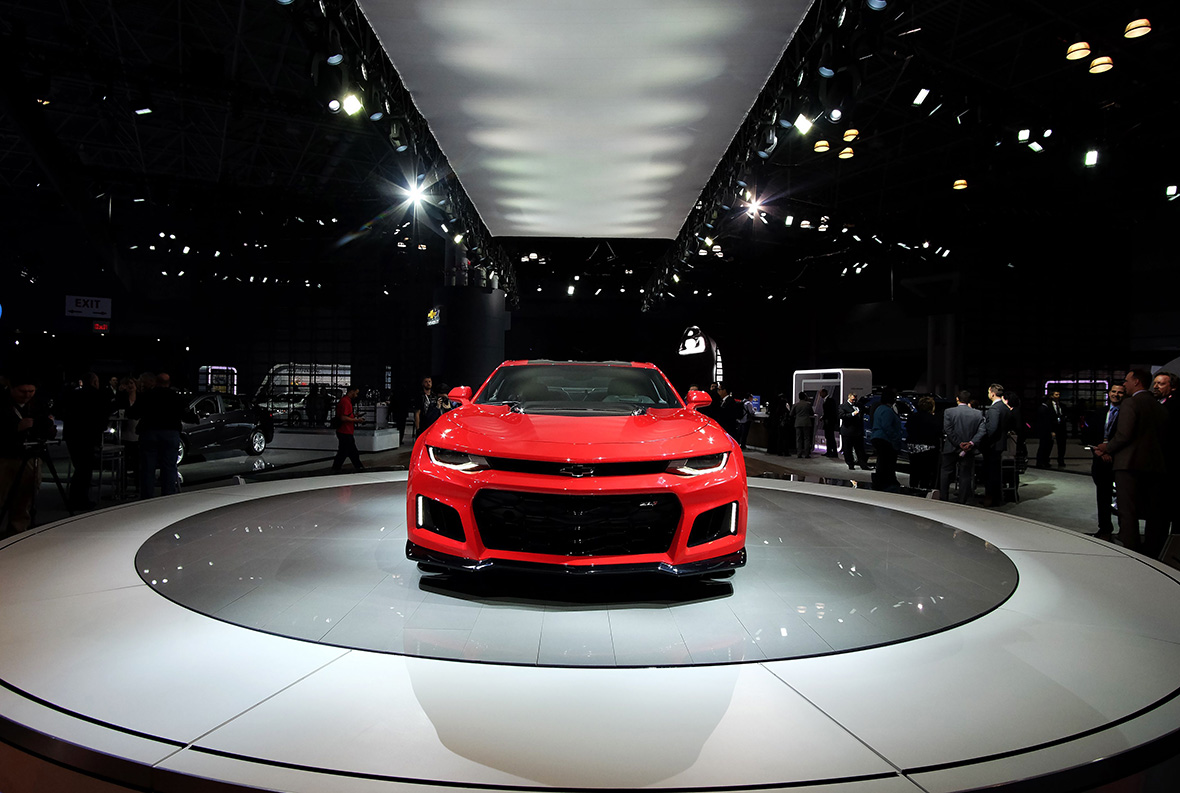 New York Auto 2016