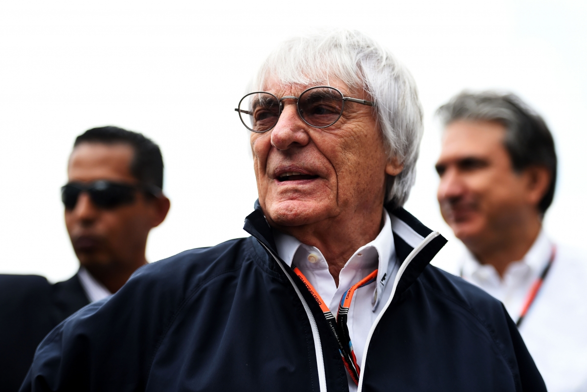 Bernie Ecclestone is open to drivers' suggestions
