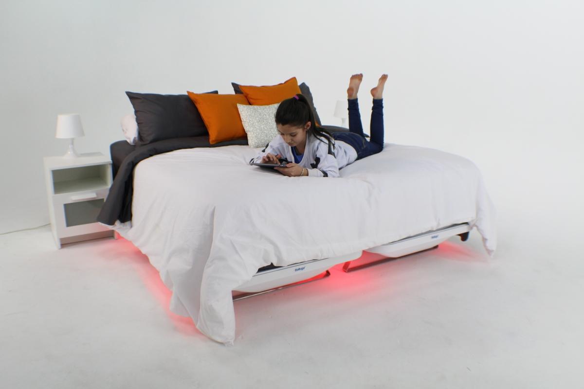 Balluga bed with kid