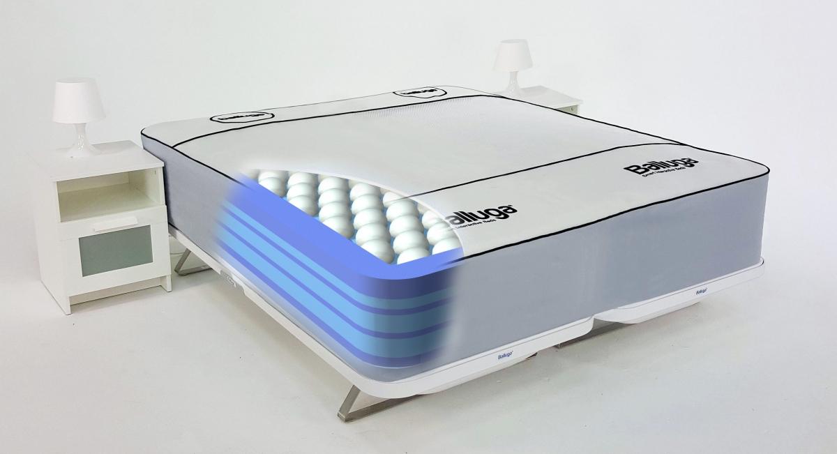 Balluga bed air suspension