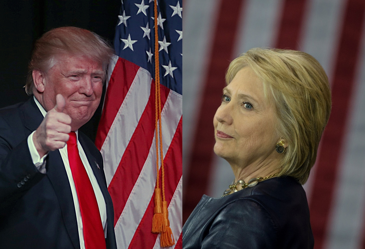 donald trump vs hillary clinton like it or not trump is the lesser of two evils on foreign policy. Black Bedroom Furniture Sets. Home Design Ideas
