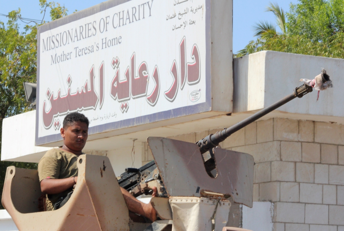 Yemen attack on care home