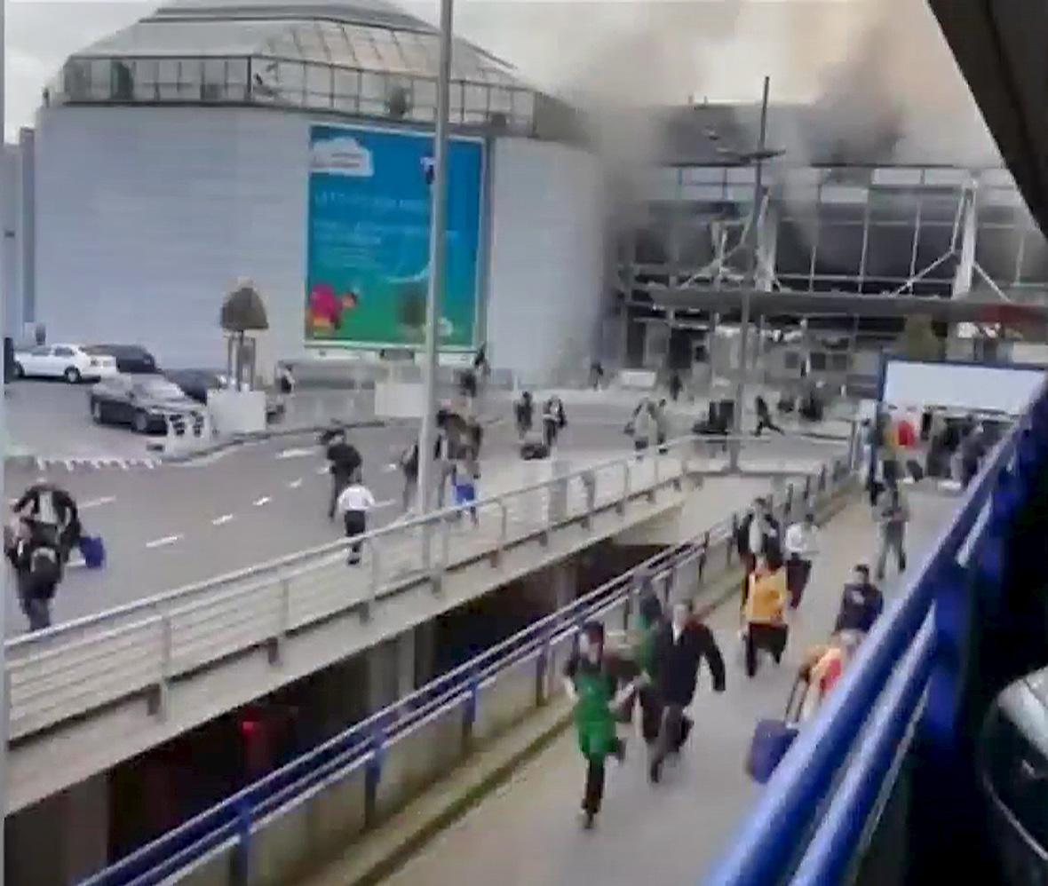 Explosion Brüssel Flughafen