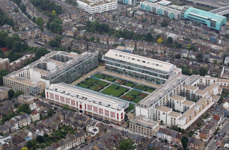 Manchester City Stadium Homes Copy Premier League Rivals Arsenal But Are 800 000 Cheaper