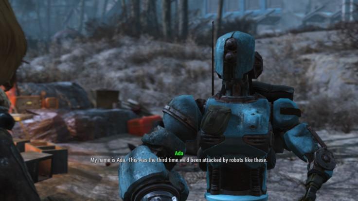 Fallout 4 Automatron DLC guide workbench 3