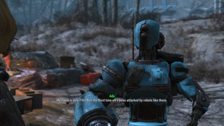 Awe Inspiring Fallout 4 Automatron Dlc Guide How To Craft Your Own Gmtry Best Dining Table And Chair Ideas Images Gmtryco