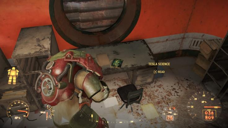 Fallout 4 Automatron DLC guide workbench 5