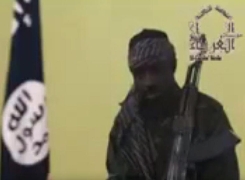 Boko Haram's leader Abubakar Shekau