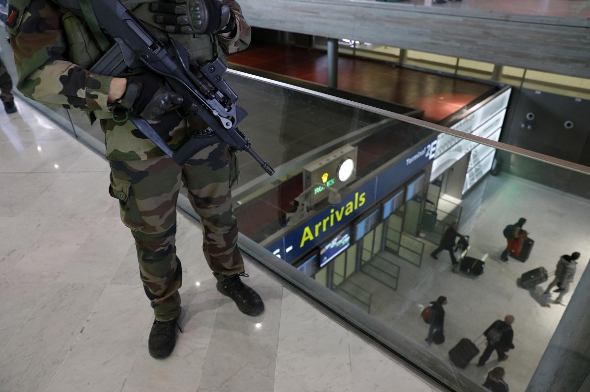 Paris terror raids Isis Brussels