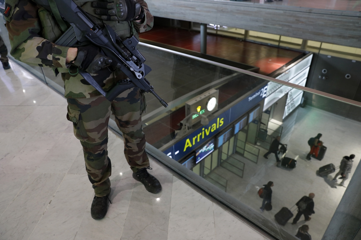 Paris terror raids Isis Brussels