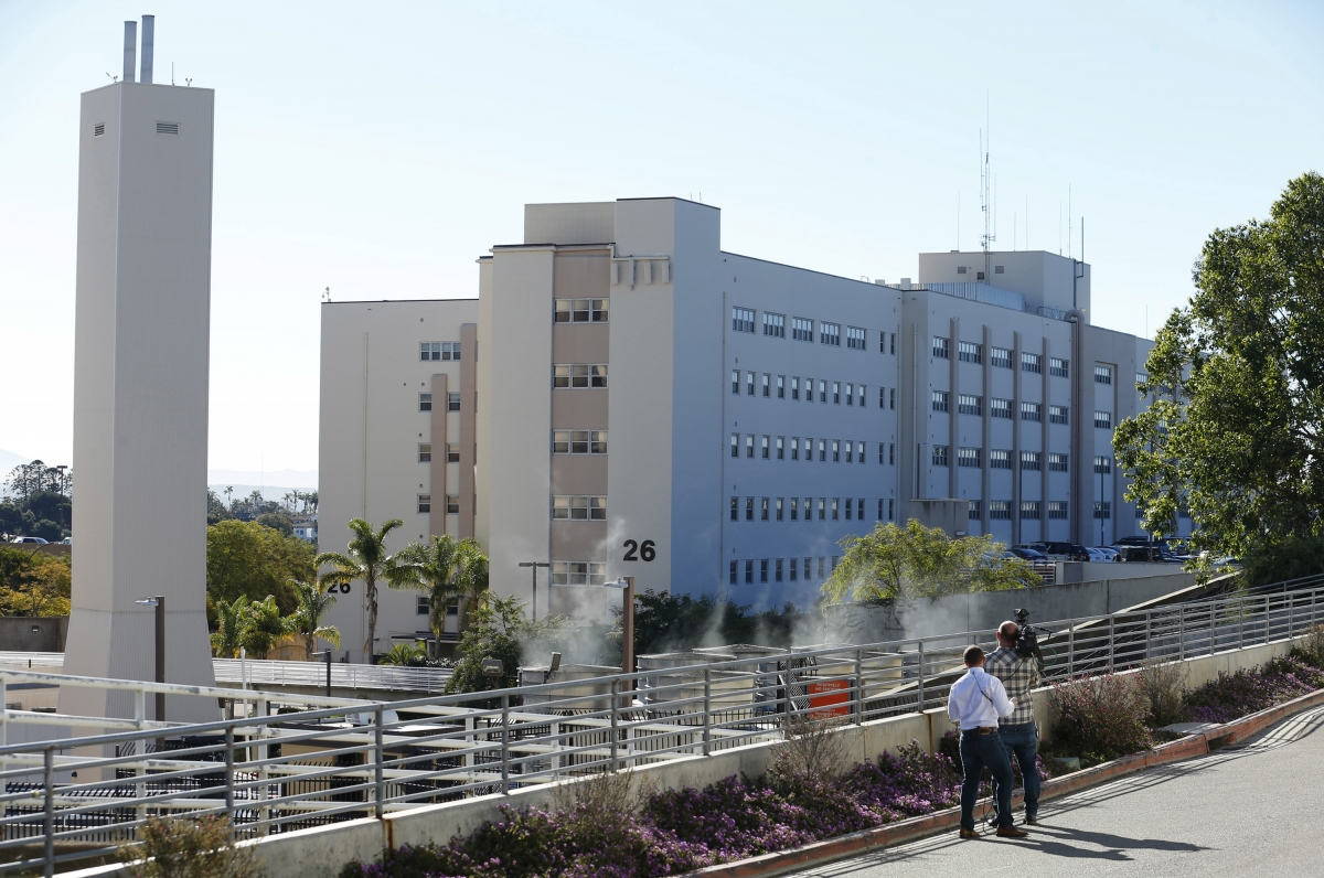 US Naval Medical Center in San Diego