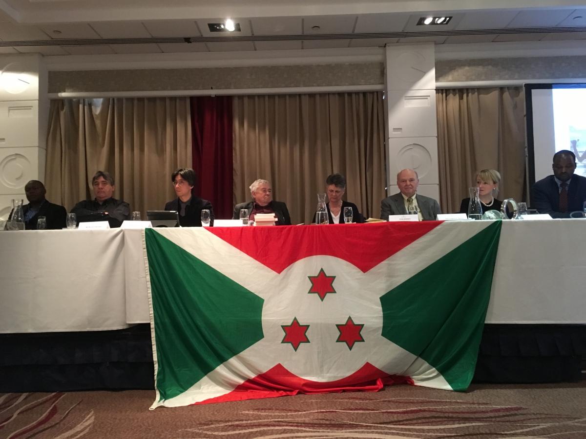International Conference on Burundi