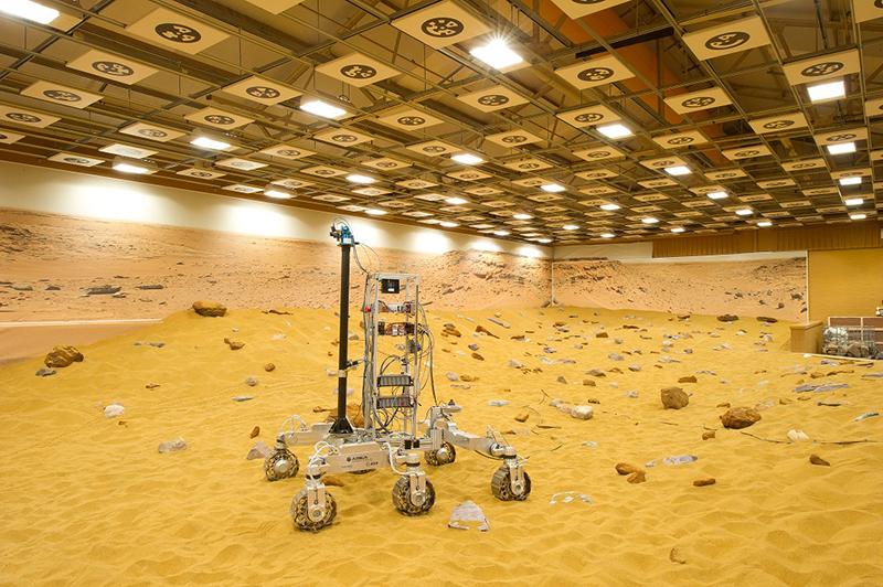 mars rover bruno space 2016