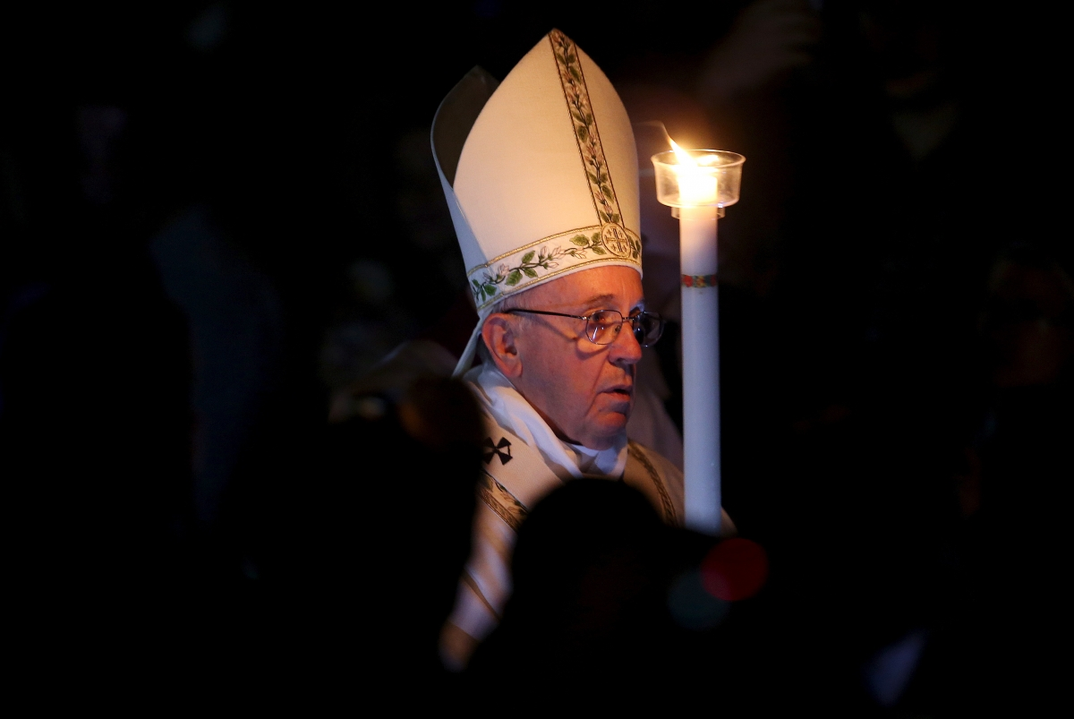 Easter Vatican Pope Francis