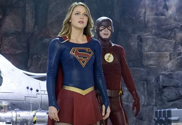 Watch Flash-Supergirl crossover live online: Barry and Kara team up