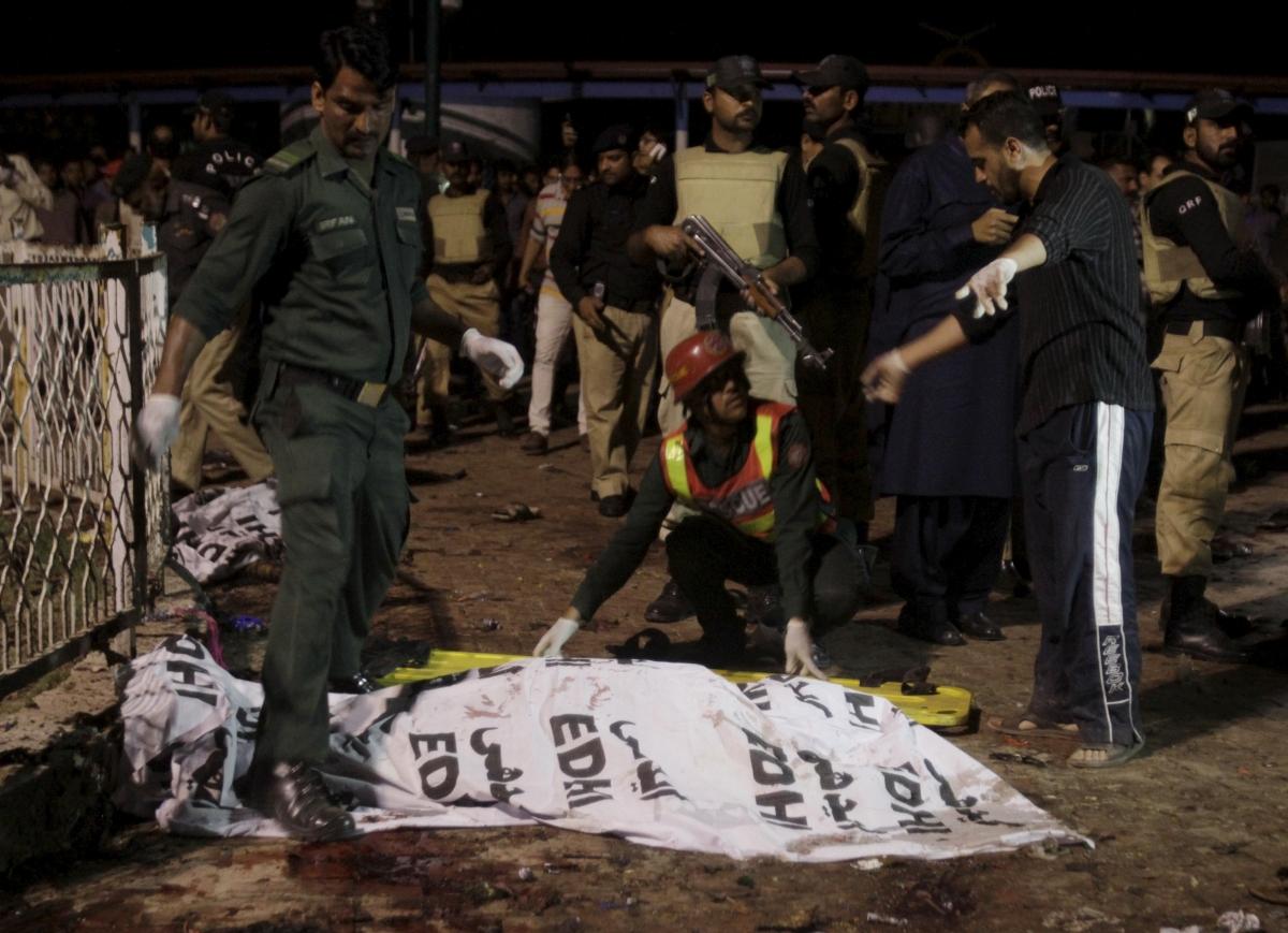 Hundreds arrested in terror crackdown across Punjab after Lahore blast