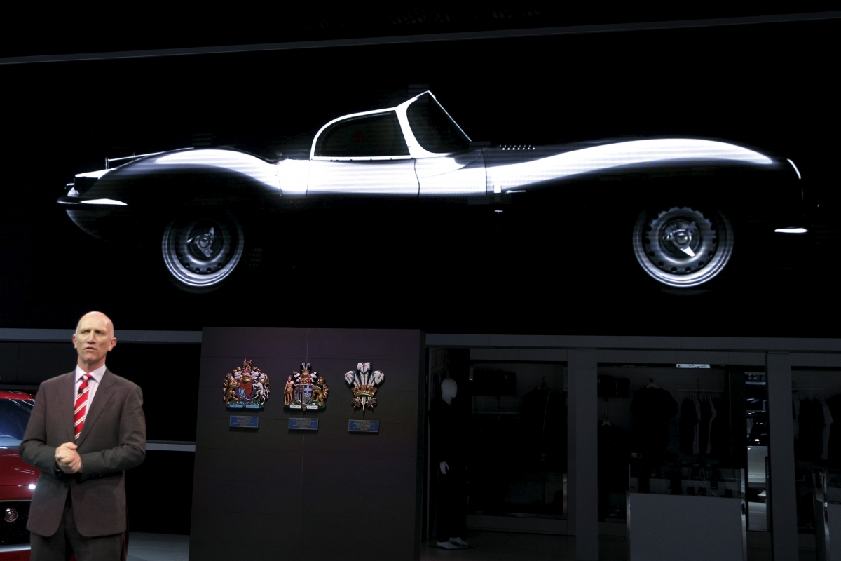 New York Auto Show 2016: Jaguar Land Rover to resurrect its Le Mans race winning model – the XKSS